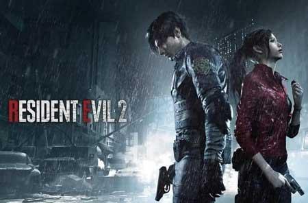 Game PS4 Terbaik - Resident Evil 2 Remake