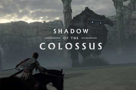 Game PS4 Terbaik - Shadow of the Colossus