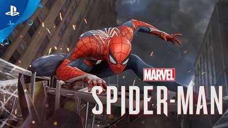 Game PS4 Terbaik - Spider-Man