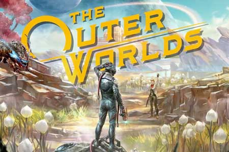 Game PS4 Terbaik - The Outer Worlds