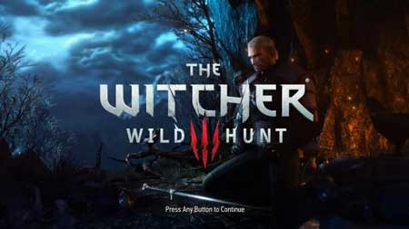 Game PS4 Terbaik - The Witcher 3