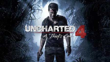 Game PS4 Terbaik - Uncharted 4 A Thief's End