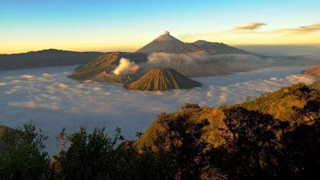 Gunung Di Indonesia Dengan Pemandangan Yang Indah - Gunung Bromo