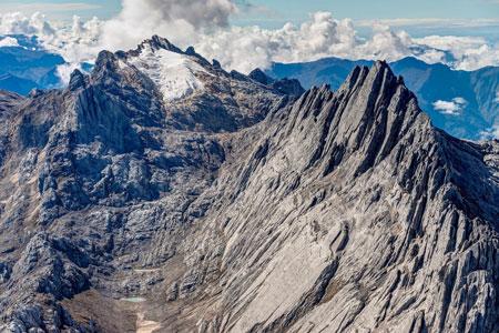 Gunung Di Indonesia Dengan Pemandangan Yang Indah - Gunung Jaya Wijaya
