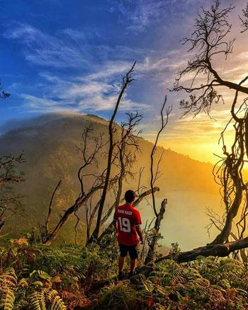 Gunung Di Indonesia Dengan Pemandangan Yang Indah - Gunung Patuha