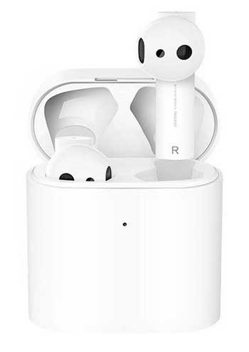 Headset Bluetooth Terbaik Dibawah 1 Juta - Xiaomi Mi True Wireless Earphones 2