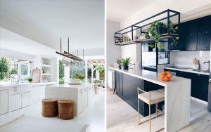 Inspirasi Desain Dapur Yang Simple Dan Minimalis