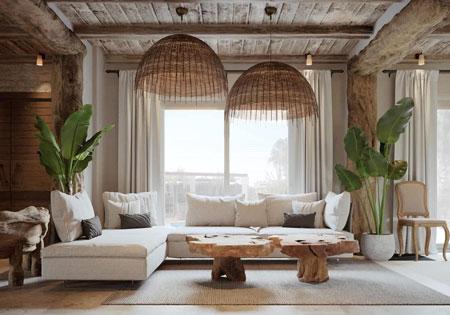 Inspirasi Desain Ruang Tamu Yang Simple Dan Minimalis