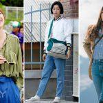Inspirasi Outfit kuliah Ala Artis Di Drama Korea
