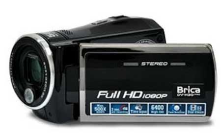 Kamera Vlog Terbaik Dan Murah 2020 - Brica DV-H30 Pro
