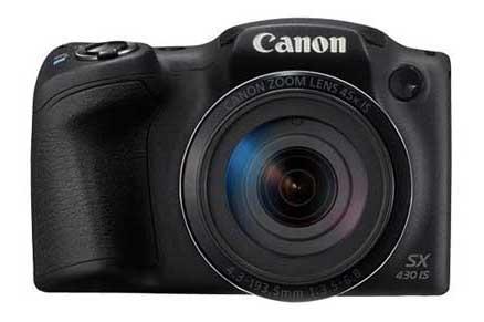 Kamera Vlog Terbaik Dan Murah 2020 - Canon PowerShot SX430 IS