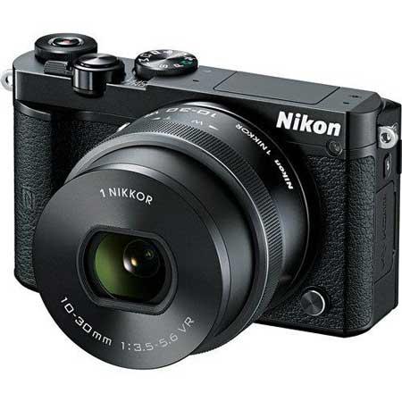Kamera Vlog Terbaik Dan Murah 2020 - Nikon 1 J5 Kit