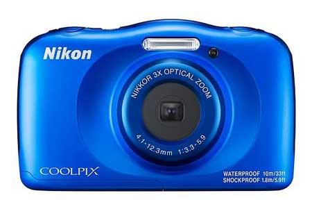 Kamera Vlog Terbaik Dan Murah 2020 - Nikon COOLPIX W150