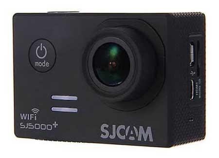 Kamera Vlog Terbaik Dan Murah 2020 - SJCAM SJ5000+