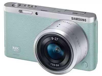 Kamera Vlog Terbaik Dan Murah 2020 - Samsung NX Mini