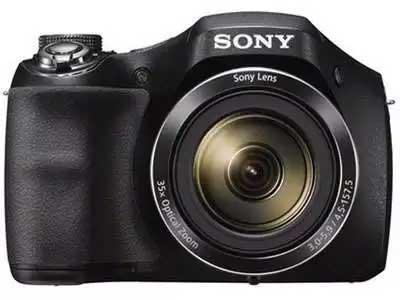 Kamera Vlog Terbaik Dan Murah 2020 - Sony Cybershot DSC-H300