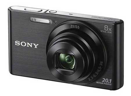 Kamera Vlog Terbaik Dan Murah 2020 - Sony Cybershot DSC-W830