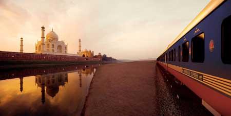 Lintasan Kereta Api Dengan Pemandangan Paling Indah Di Dunia - Maharajas Express
