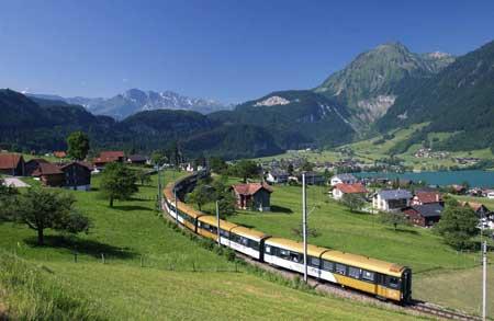Lintasan Kereta Api Dengan Pemandangan Paling Indah Di Dunia - Rhine Valley Line dari Mainz ke Koblenz