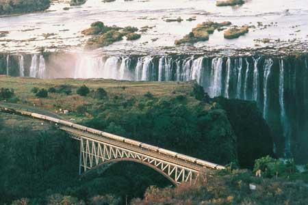 Lintasan Kereta Api Dengan Pemandangan Paling Indah Di Dunia - Rovos Rail's Namibia Safari
