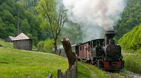 Lintasan Kereta Api Dengan Pemandangan Paling Indah Di Dunia - Vaser Valley Rumania