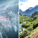 Lintasan Kereta Api Terindah di Dunia