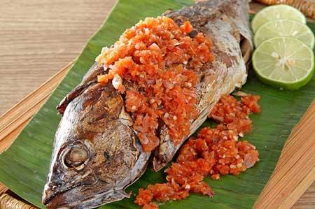 Makanan Khas Papua Yang Unik Dan Lezat - Ikan Bakar Manokwari