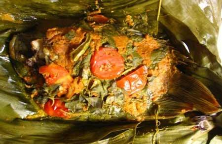 Makanan Khas Papua Yang Unik Dan Lezat - Ikan Bungkus