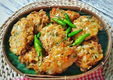 Makanan Khas Sunda Yang Lezat - Bala-bala