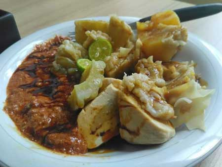 Makanan Khas Sunda Yang Lezat - Baso Tahu
