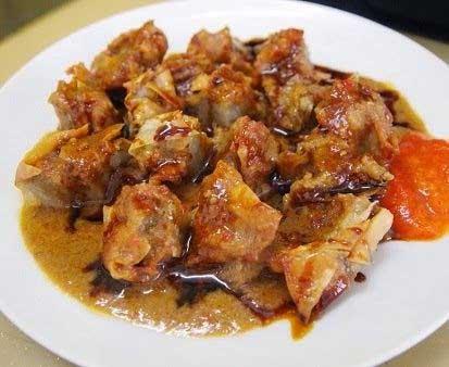 Makanan Khas Sunda Yang Lezat - Batagor