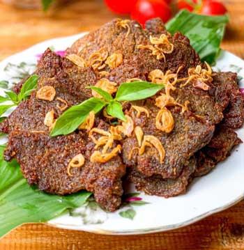 Makanan Khas Sunda Yang Lezat - Gepuk