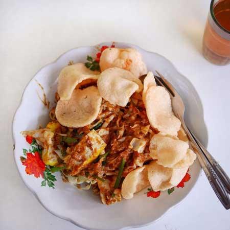 Makanan Khas Sunda Yang Lezat - Lotek