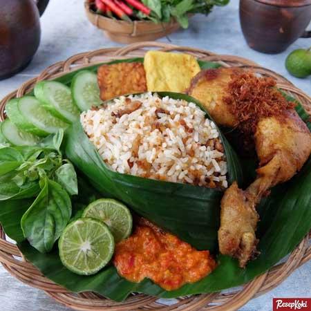 Makanan Khas Sunda Yang Lezat - Nasi Tutug Oncom