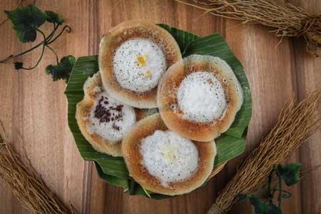 Makanan Khas Sunda Yang Lezat - Surabi