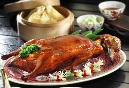 Makanan Terlezat Di Dunia - Bebek Peking