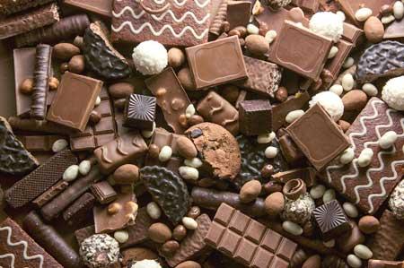 Makanan Terlezat Di Dunia - Chocolate