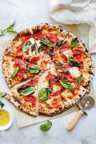 Makanan Terlezat Di Dunia - Neapolitan Pizza