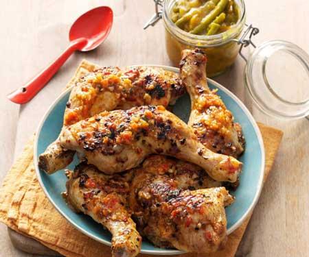 Makanan Terlezat Di Dunia - Piri-piri Chicken