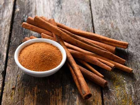 Makanan Yang Bagus Untuk Kesehatan Rambut - Cinnamon