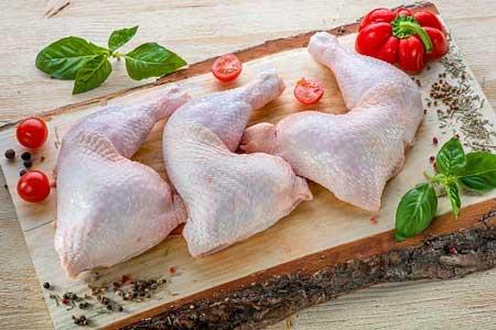 Makanan Yang Bagus Untuk Kesehatan Rambut - Daging