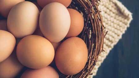 Makanan Yang Bagus Untuk Kesehatan Rambut - Telur