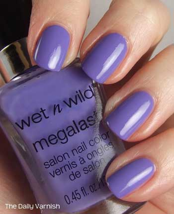 Merk Cat Kuku Yang Bagus - Wet n Wild Megalast Nail Color
