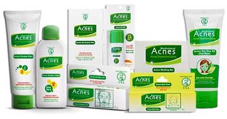 Merk Kosmetik Yang Aman Untuk Kulit Berjerawat - Acnes Treatment Series