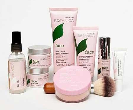 Merk Kosmetik Yang Aman Untuk Kulit Berjerawat - Mineral Botanica Acne Care Series