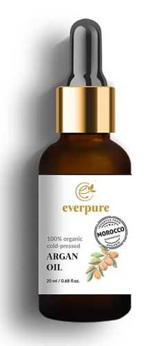 Merk Minyak Argan Terbaik - Everpure 100% Organic Cold-Pressed Argan Oil