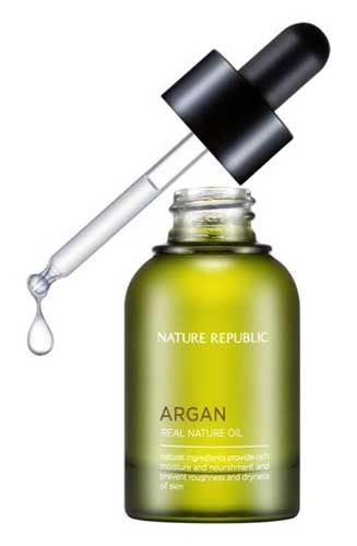 Merk Minyak Argan Terbaik - Nature Republic Real Nature Argan Oil