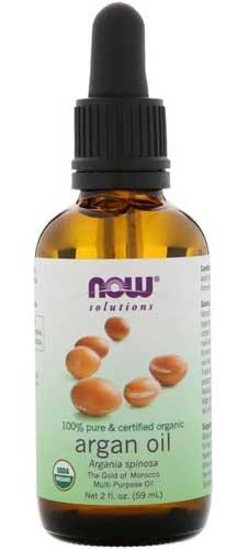 Merk Minyak Argan Terbaik - Now Foods Argan Oil Organic