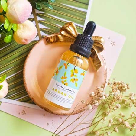 Merk Minyak Argan Terbaik - Purivera Botanicals Argan Oil