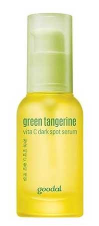 Merk Serum Vitamin C Terbaik - Goodal Green Tangerine Vita C Dark Spot Serum